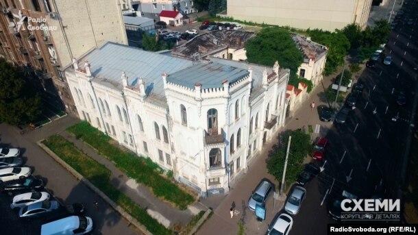 Садиба Терещенків на бульварі Шевченка у Києві