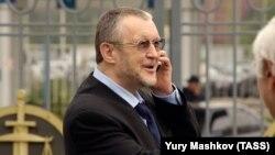 Crime boss Vyacheslav Ivankov was killed in 2009.