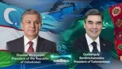 Özbek prezidenti bilen eden telefon gürrüňi baradaky maglumat türkmen prezidentiniň 'ölüm habaryny' ýalana çykarýar