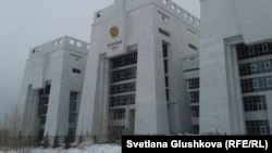 Астана қалалық соты. (Көрнекі сурет.)
