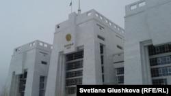 Астана қалалық соты (Көрнекі сурет).