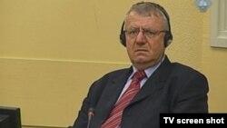 Šešelj u sudnici Haškog tribunala