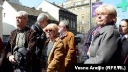 Sećanje na Slavka Ćuruviju, 11. april 2013