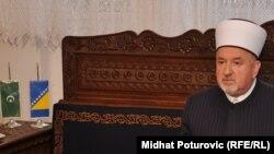 Nekadašnji poglavar Islamske zajednice u Bosni i Hercegovini, foto: Midhat Poturović