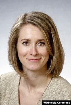 Eurodeputata Kaja Kallas