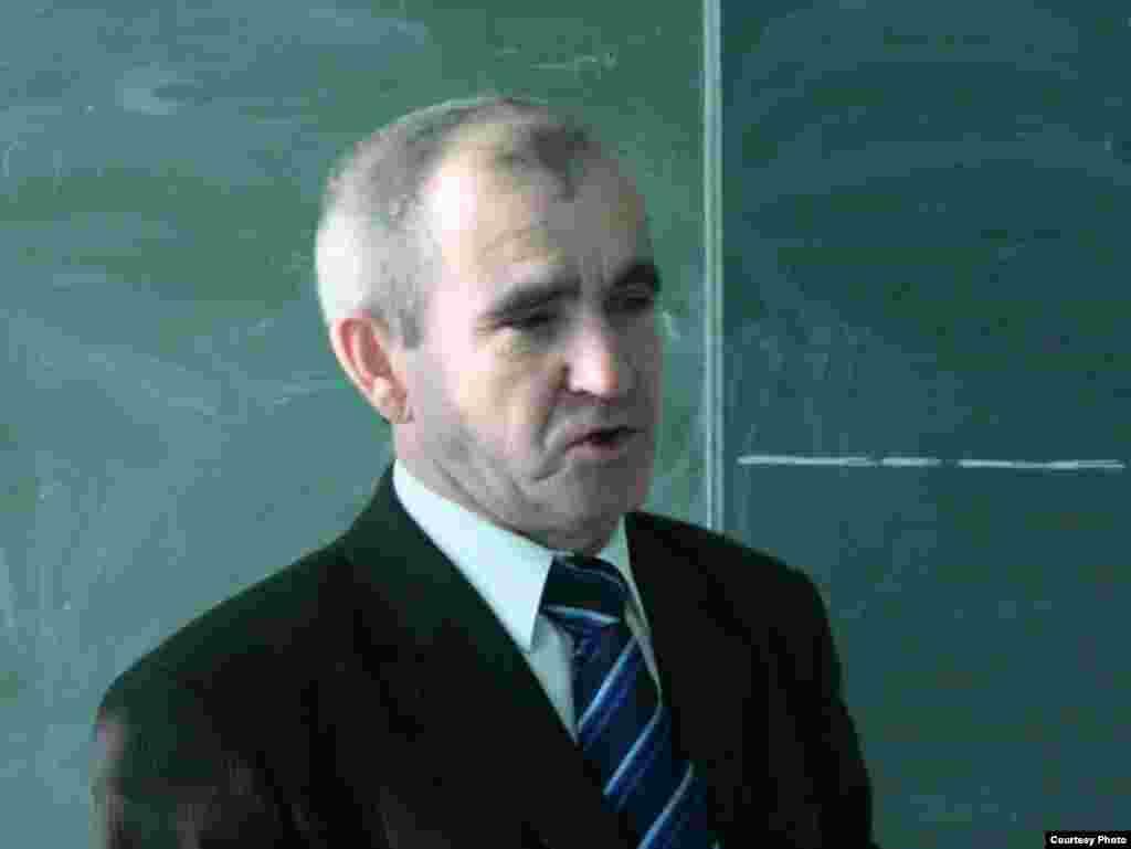 Авыл башлыгы Рәсим Закиров