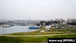 Карантинна бухта, Севастополь, архівне фото