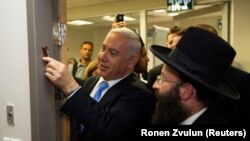 Премиерот на Израел Бенјамин Нетанјаху