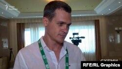 Кучер у коментарі Радіо Свобода підтвердив, що є кандидатом на посаду голови Харківської ОДА