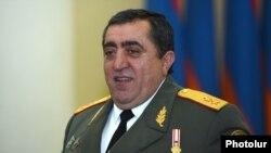 Генерал-лейтенант Айказ Багманян (архивная фотография)