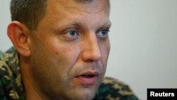 Олександр Захарченко, «прем'єр-міністр ДНР»