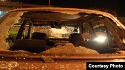Автомобиль, попавший в ДТП. Иллюстративное фото.