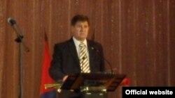 Виталий Устименко вступил в должность 18 октября.