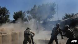 Выборы в Афганистане на фоне боёв. Провинция Логар