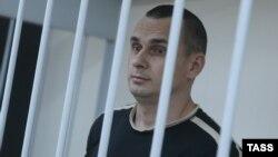 Олег Сенцов, архівне фото