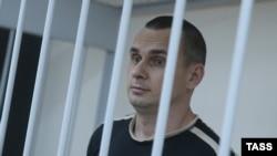Український кінорежисер Олег Сенцов