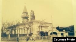 Волгоград мәчете. 1920нче еллар (архив фотосы)