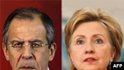 Hillary Clinton şi Seghei Lavrov
