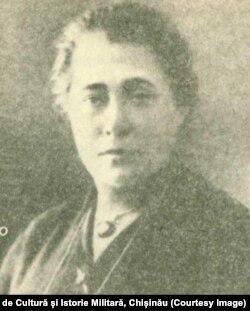 Elena Alistar, reprezentanta Ligii Femeilor Moldovence în Sfatul Țării