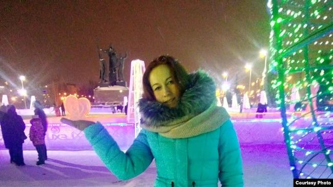 Елена Федорова. Архивное фото