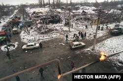Грозный, 19 декабря 1994 года