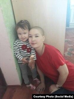 Алина Алмас кызы