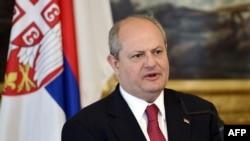 Ministri i Jashtëm serb, Ivan Mërkiq.