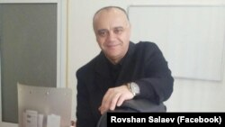Равшанбек Салаев.