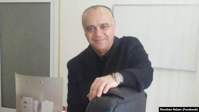 Равшанбек Солаев