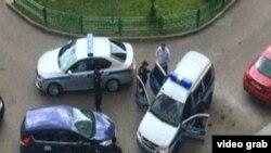 Арест Алексея Навального. Архивное фото