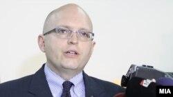 Zëvendësndihmës-sekretari i Shtetit për Evropën dhe Euroazinë, Philip Reeker.
