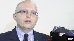 Zëvendësndihmëssekretari amerikan i Shtetit për Çështje të Evropës dhe Euroazisë, Filip Riker.