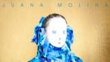 """Detaliu de pe coperta albumului """"Wed 21"""" al Juanei Molina."""