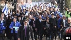 Марш живых. 2010 год