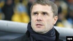 Сергій Ребров був головний тренером клубу від 2014 року