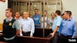Ռուսաստան - Ղրիմցի չորս թաթարների դատավարությունը Դոնի Ռոստովում, 7-ը սեպտեմբերի, 2016թ․