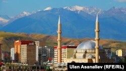 Мечеть в Бишкеке. Иллюстративное фото.