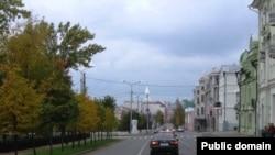 Казанның Дзержинский урамы