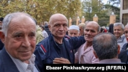 Асан Чапух, Симферополь, 29 октября 2019 года