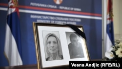 Sa komemoracija srpskim diplomatama, Beograd, 25. februar 2016.