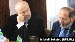 Михаил Амосов и Борис Вишневский