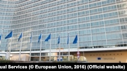 Sedište Evropske komisije