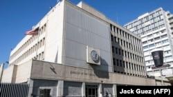 ساختمان سفارت آمریکا در تل آویو