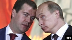 Medvedev and Putin are opposites in demeanor, but ideological twins.
