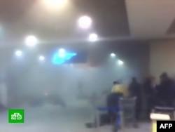Взрыв в аэропорту Домодедово в Москве. 24 января 2011 года