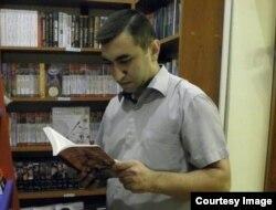 Tədqiqatçı Elnur Musayev Bədəl.