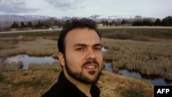 Iranian-American pastor Iran Saeed Abedini (file photo)