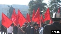 Оппозиция объявила о намерении продолжать акцию протеста до полного удовлетворения своих требований