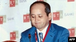 Мухтар Аблязов, экс-председатель совета директоров БТА Банка.
