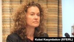Глава миссии БДИПЧ/ОБСЕ Корин Юнкер